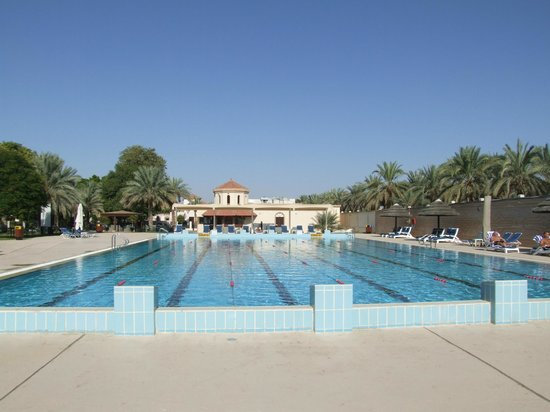 Danat Al Ain Resort: Basen olimpijski