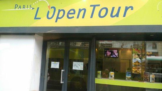 L'Open Bus Tour : .