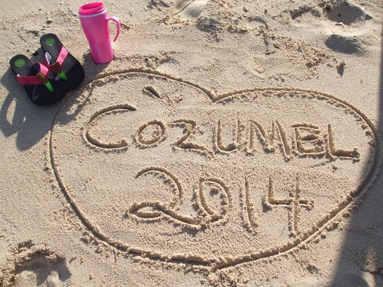 Occidental Cozumel: 2014 vacation