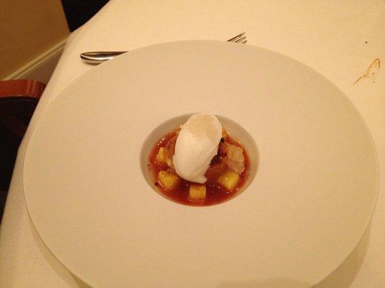 Belveder Gran Hotel: Restaurant Diva