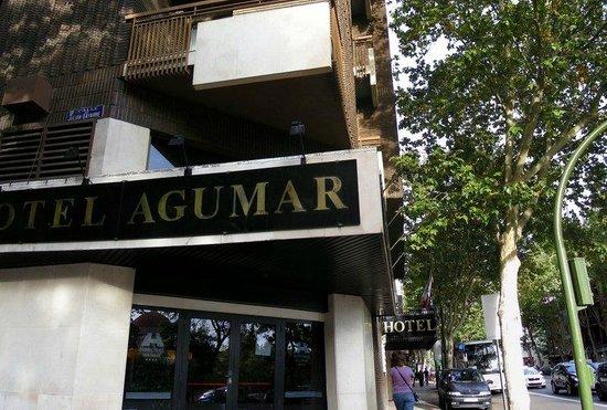 Hotel Agumar : Front bar