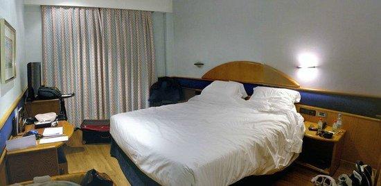 Hotel Agumar : Room view