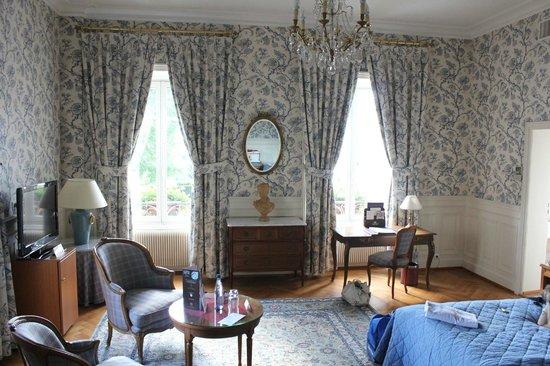 Chateau d'Isenbourg : camera