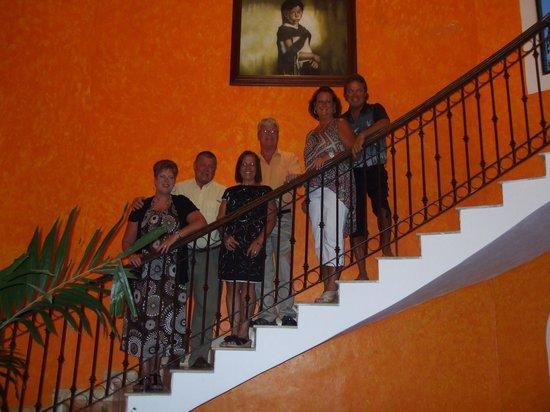 Occidental Cozumel: friend fun