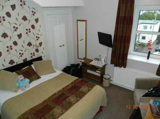 Allerdale House Keswick : Bedroom room 4