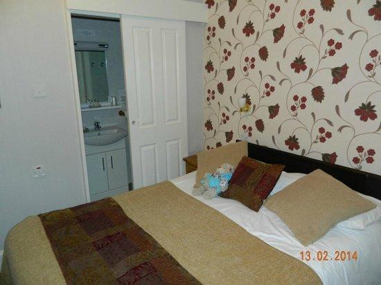Allerdale House Keswick : Room 4 bedroom