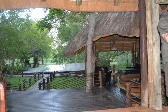 Toro Yaka Bush Lodge : .