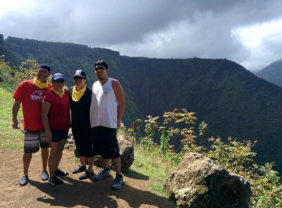 Ride the Rim : the hi'ilawe lookout