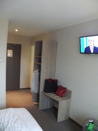 Hotel Salea: face entrée