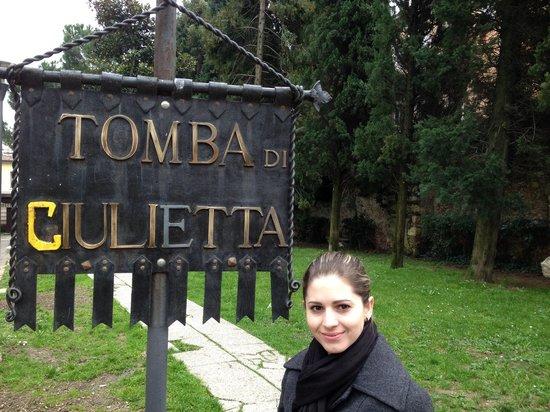 Tomba di Giulietta: Visita clássica