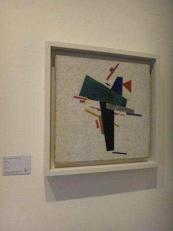 Colección Peggy Guggenheim: Малевич