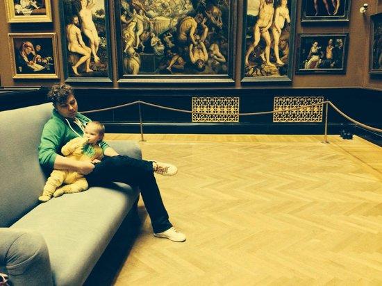 Kunsthistorisches Museum: На музей надо выделить день или часа четыре как минимум