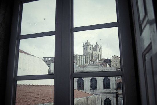 Porto Alive Hostel: View of the cathedral