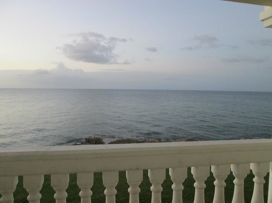 Grand Palladium Jamaica Resort & Spa: View from my balcony
