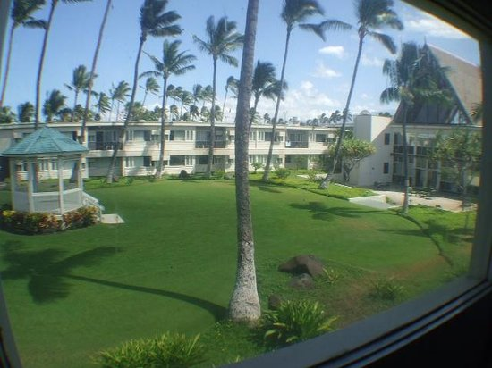 Maui Beach Hotel: View from the window