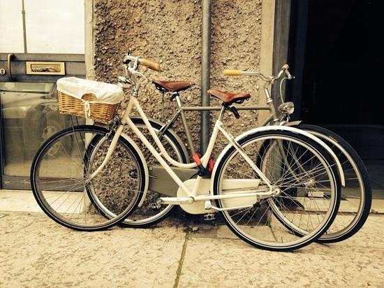 Casa & Natura Breviglieri: biciclette