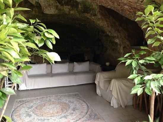 Casa & Natura Breviglieri: grotta