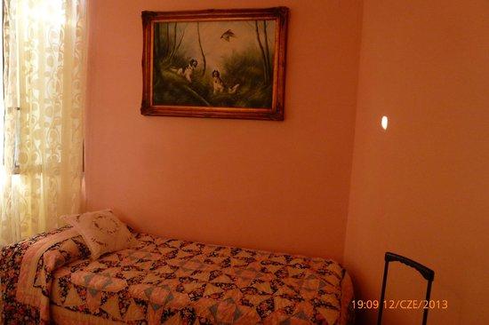 Hotel Bellavista : Pokój, trzecie łóżko