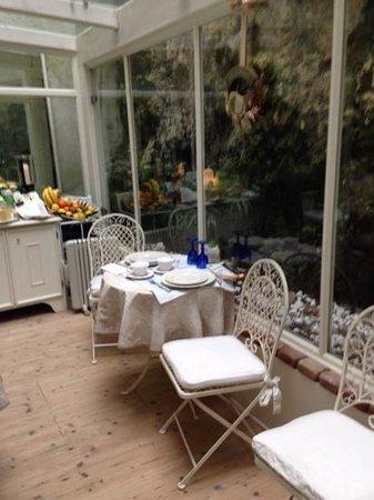 Casa & Natura Breviglieri: zona colazione