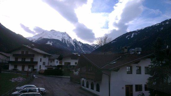 Landhaus Roscher: Вид с балкона номера 104