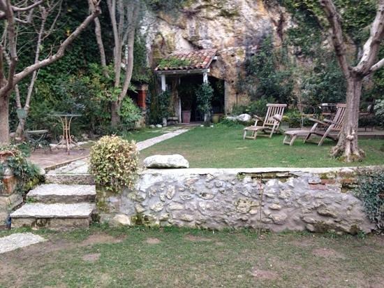 Casa & Natura Breviglieri: giardino privato