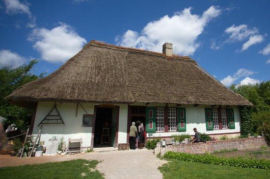 La maison de zo la sorci re picture of le musee de for Musee de plein air villeneuve d ascq