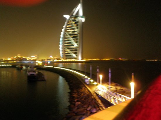 Grand Excelsior Sharjah: Башня Бурж Аль Араб в Дубае