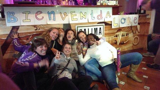 Calima Cafe : Fiesta!!