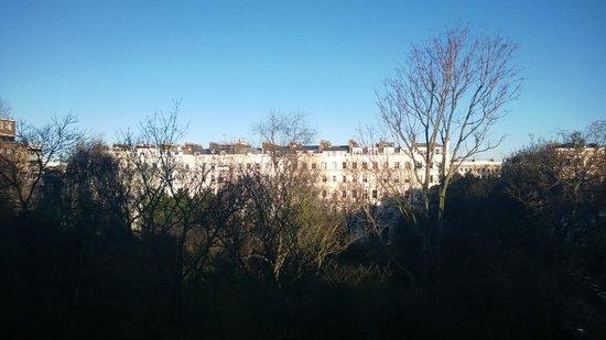 Grange Strathmore Hotel: Vista dalla stanza dell hotel