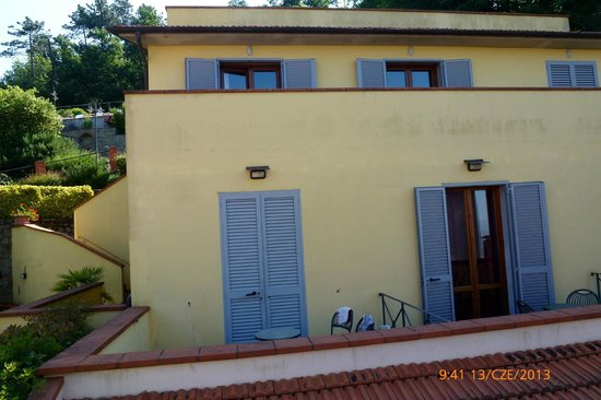 Hotel Bellavista : Apartamenty