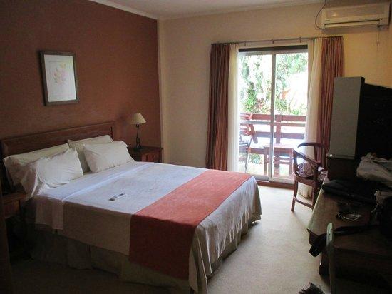 Hotel Saint George: 2nd room with balcony