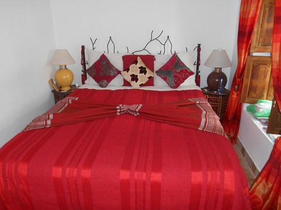 Riad Mandalay : Chambre India Mother