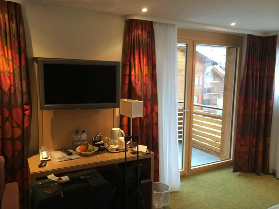 Hotel Aristella swissflair: Room