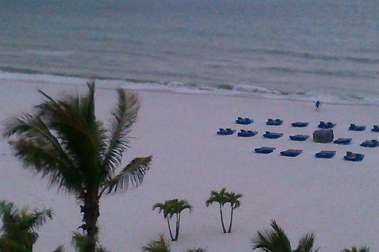 Grand Plaza Beachfront Resort Hotel & Conference Center: VIEW FROM OUR ROOM