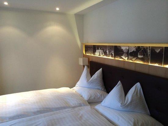 Hotel Aristella swissflair : Room