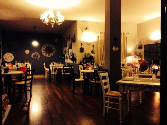 Indovino Ristorante Pizzeria Affittacamere: Sala interna ristorante.