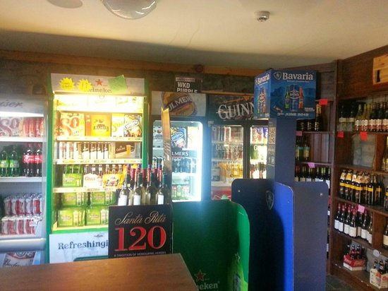 The New Orchard House: Off Licence