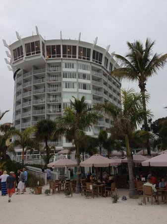Grand Plaza Beachfront Resort Hotel & Conference Center : PIC OF THE HOTEL