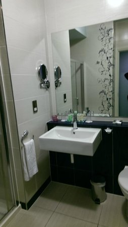 Crowne Plaza Dublin - Blanchardstown: Bathroom