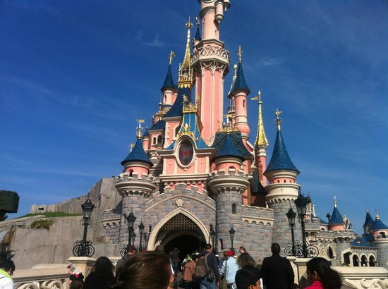 Disneyland Park: The Palace