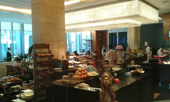 The Oberoi, Dubai: Breakfast