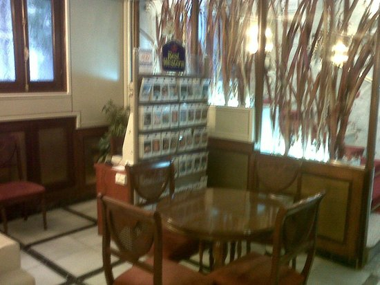 Best Western Hotel Los Condes: lobby