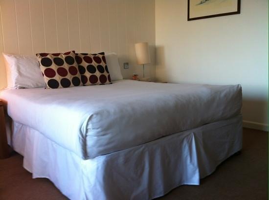 Ferrycarrig Hotel: bedroom