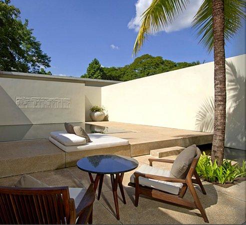 Amansara: Pool Suite