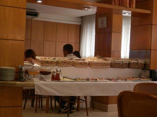 Grande Hotel Canada: Desayuno
