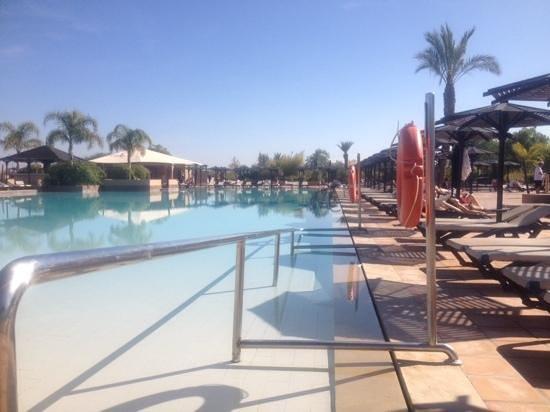 ClubHotel Riu Tikida Palmeraie : plenty of sunbeds