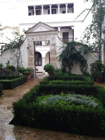 Las Casas de la Judería: Patio