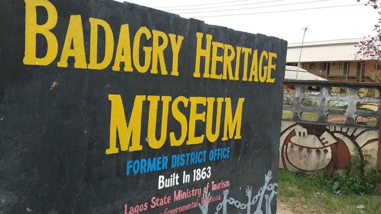 Badagry Slave Museum and Black History Museum: Entrance