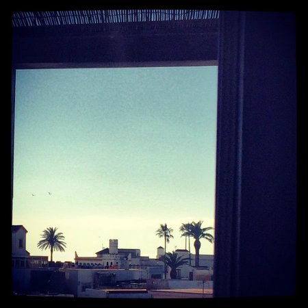 Hotel Misiana: Vue Chambre