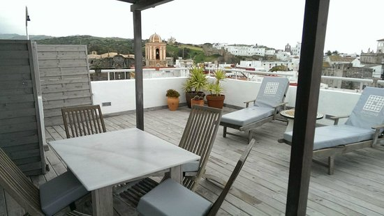 Hotel Misiana: Terrasse Suite Junior